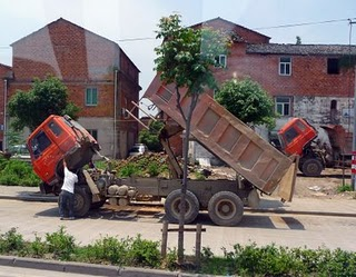 Proof that Transformers really exist