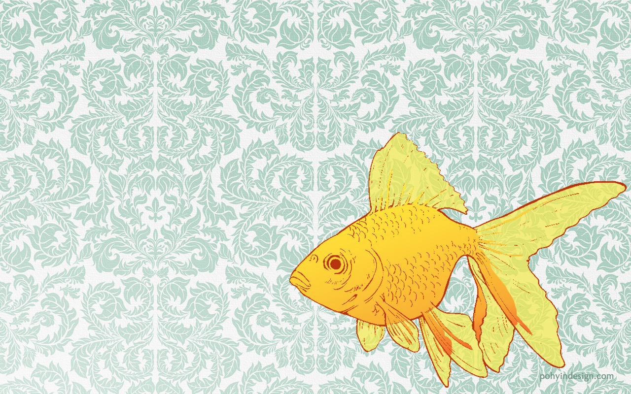 Goldfish Wallpaper